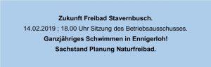 Freibad Ennigerloh - Zukunft Ennigerloh
