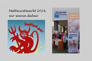 Mettwurstmarkt 2019 - Gelungenes Traditionsfest in Ennigerloh