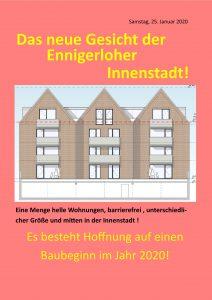 Neues Innenstadtquartier in Ennigerlohs guter Stube!