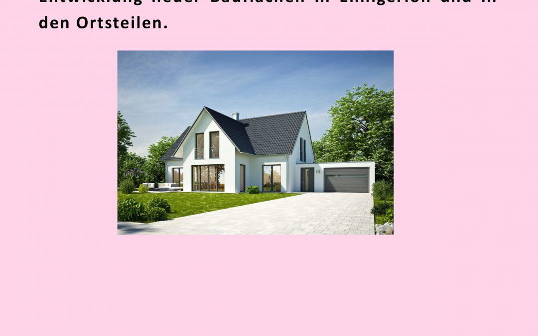 Bauflächenentwicklung in Ennigerloh – Sachstand –